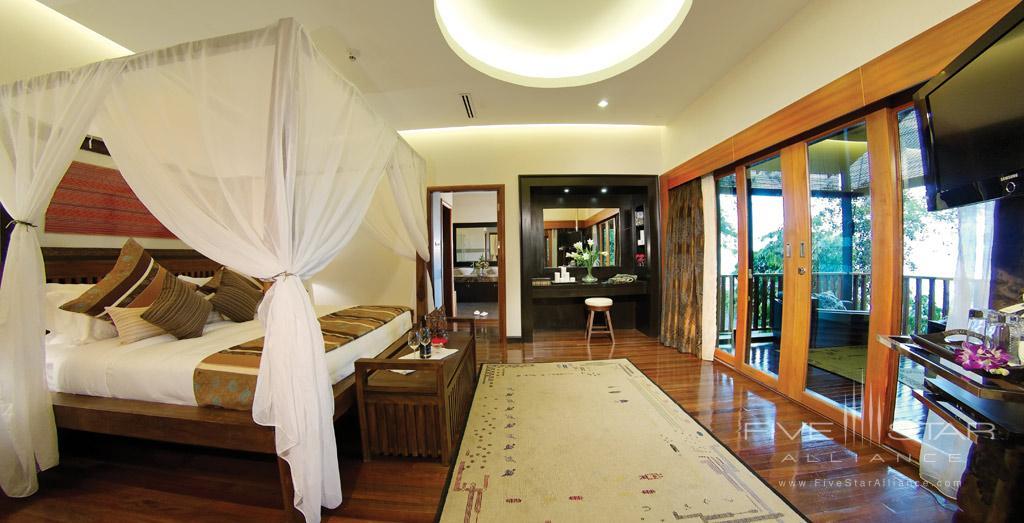 Three Bedroom Deluxe Suite at Bunga Raya Island Resort and Spa, Kota Kinabalu, Malaysia