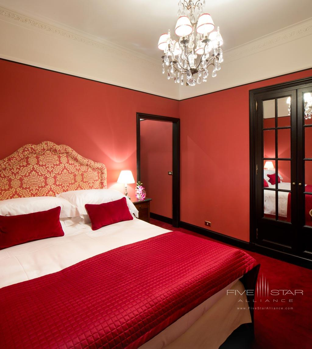Classic Guest Room at Hotel d'Inghilterra Rome, Italy