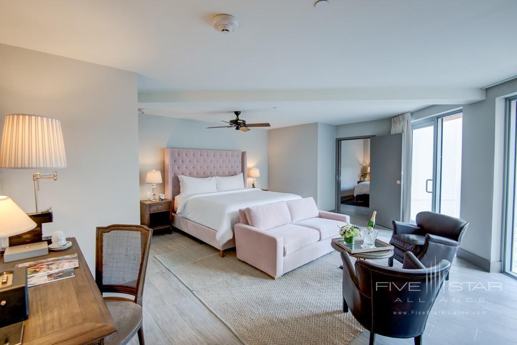 Guest Room at The Plymouth Miami Beach, Miami Beach, FL