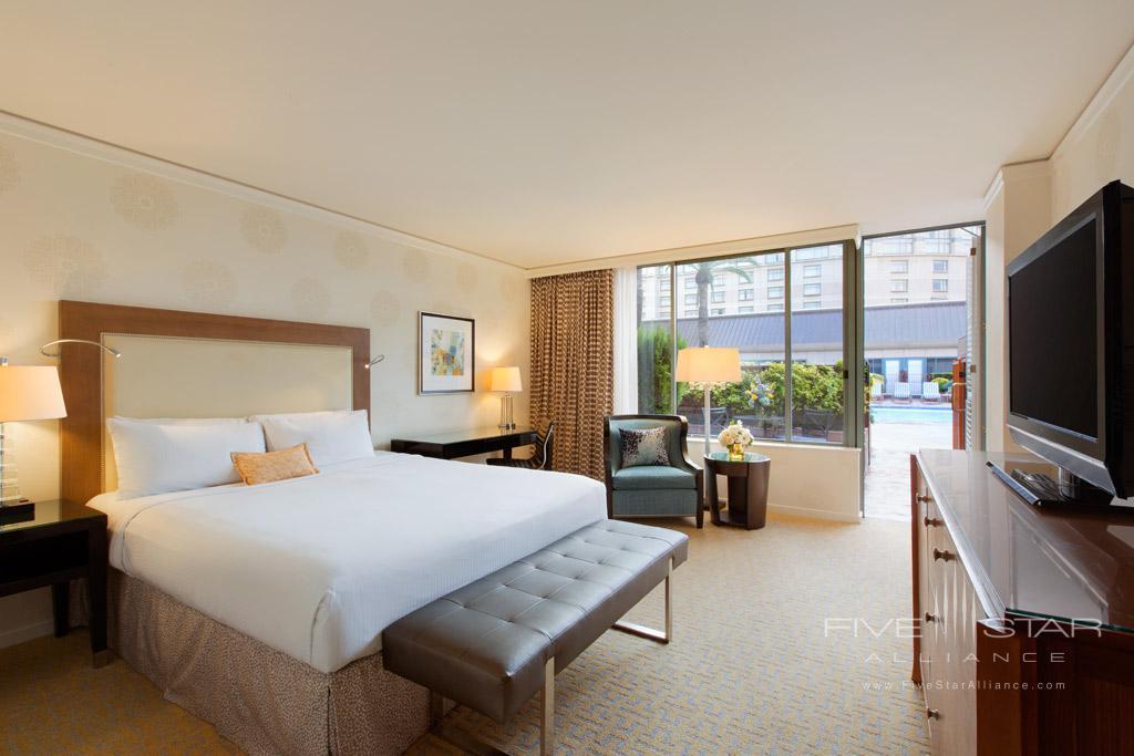 Guest Room at Fairmont San Jose, San Jose, CA
