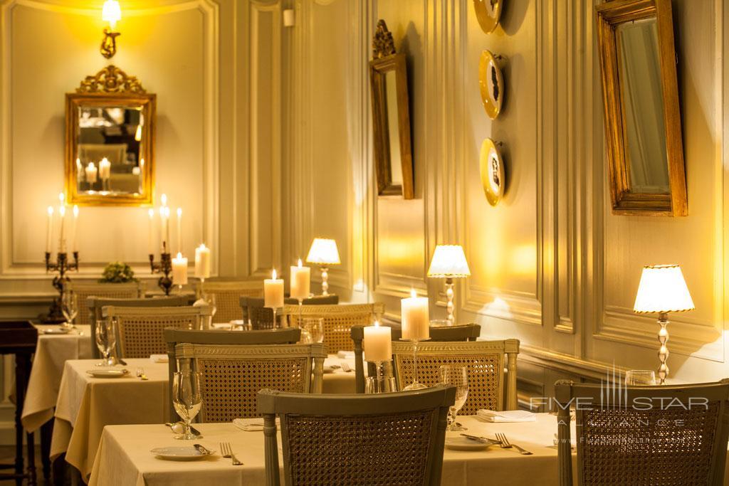 Restaurant Pomapdour at Hotel Amade Chateau, Vrakúň, Slovakia