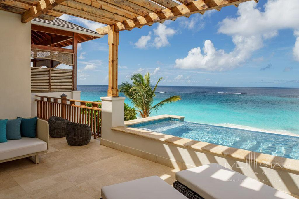 Two Bedroom Terrace with Views at Zemi Beach House Resort & Spa, West Indies, Anguilla