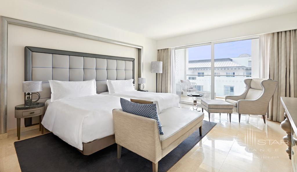 Twin Deluxe Room at Conrad Algarve, Algarve, Portugal