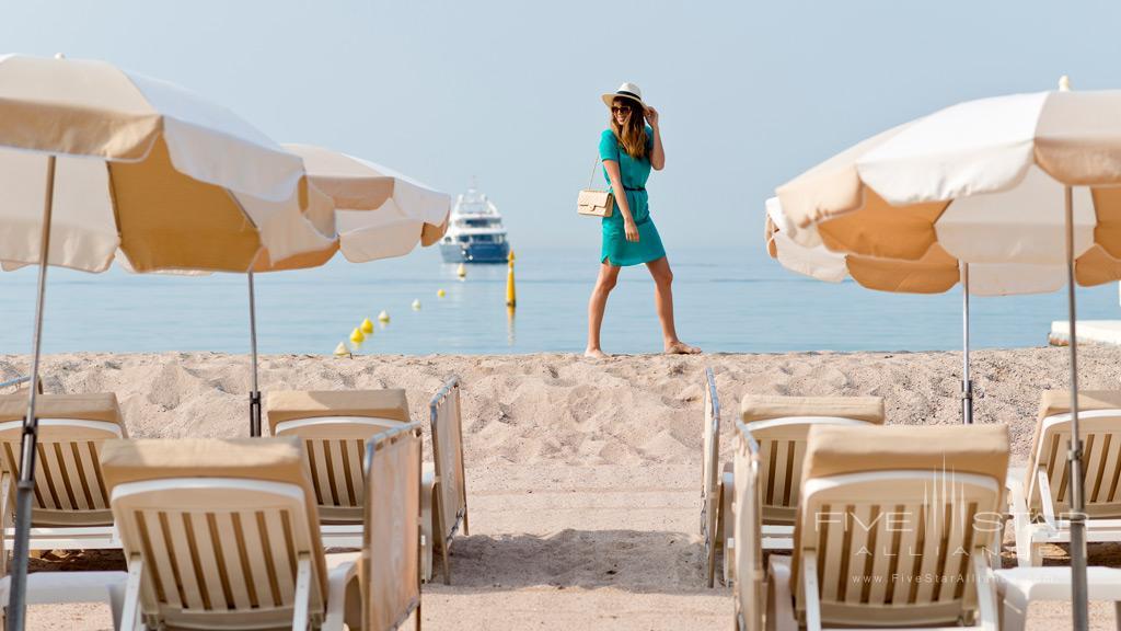 Carlton Beach at InterContinental Carlton Cannes, Cannes, France