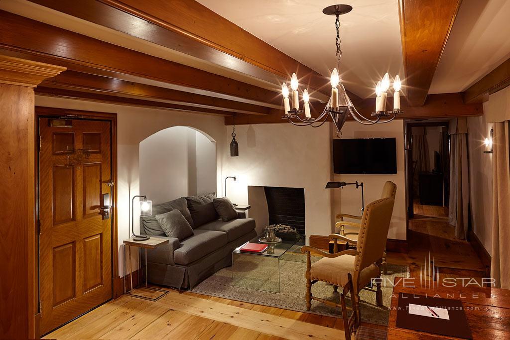 Francaise Suite Number 326 at Auberge Saint-Antoine, Quebec City, PQ, Canada