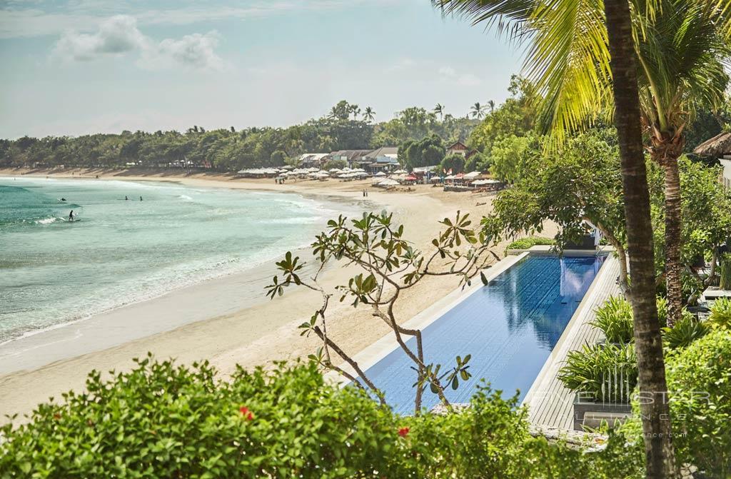 Beach at Four Seasons Bali Jimbaran Bay, Bali, Indonesia