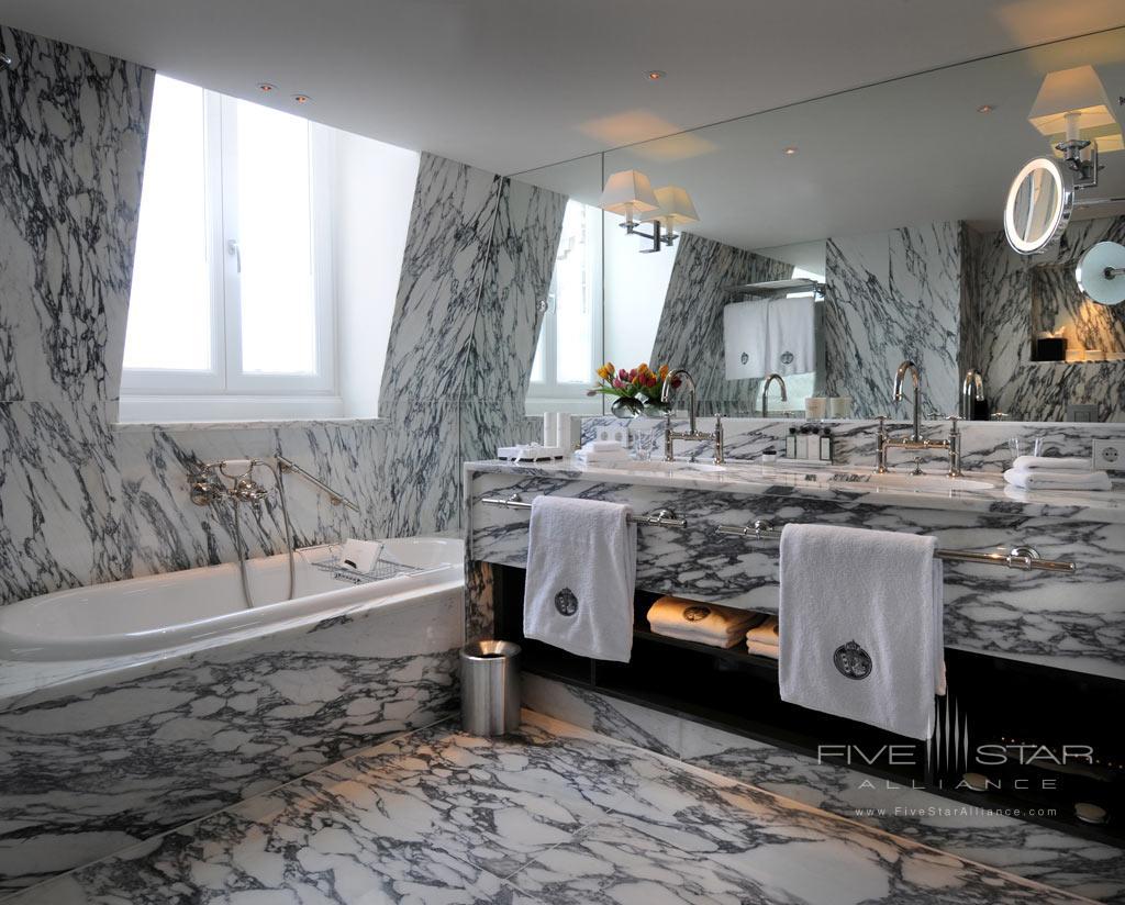 Classical Bath at Hotel De L'Europe, Amsterdam, Netherlands