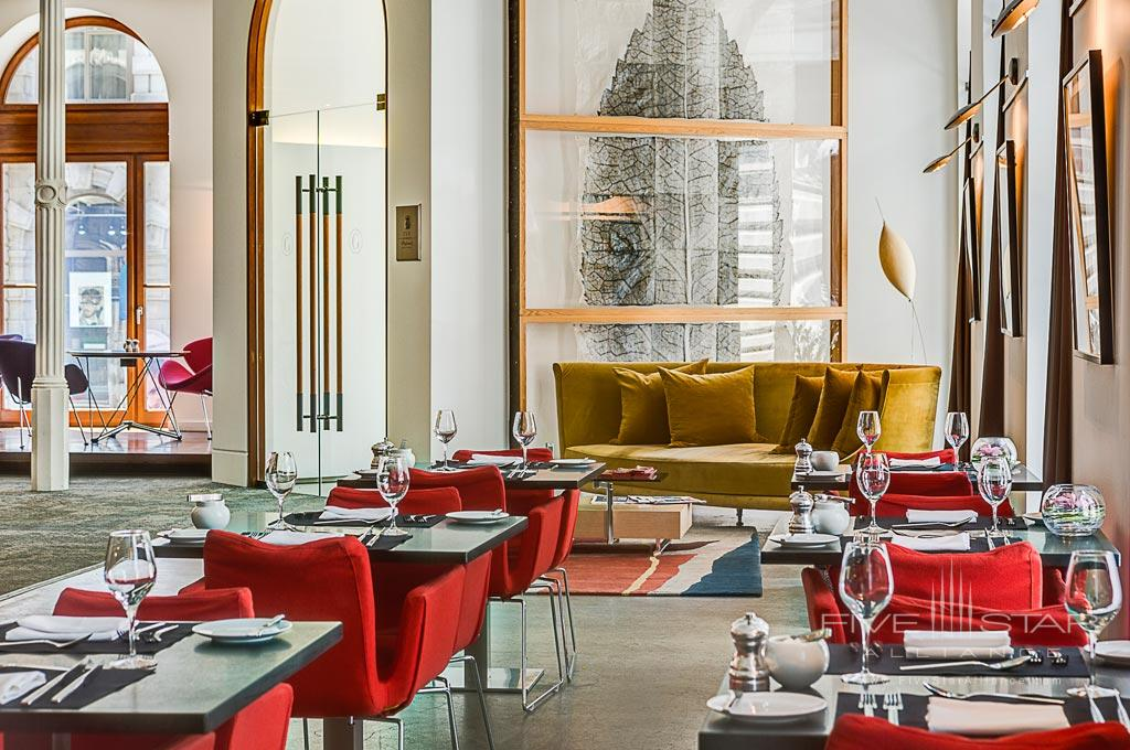 Dine at Hotel Gault, Montreal, Quebec, Canada