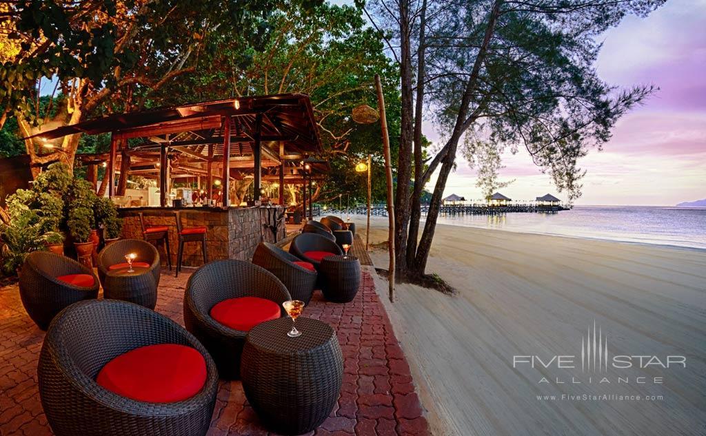 Pantai Grill at Bunga Raya Island Resort and Spa, Kota Kinabalu, Malaysia