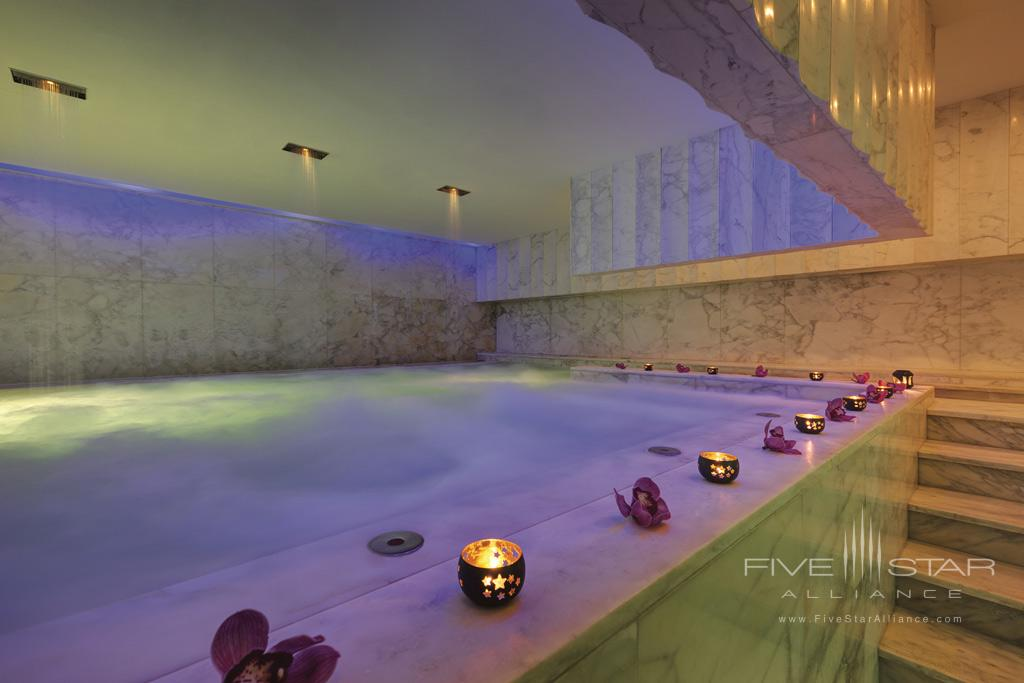 Spa at Grand Hotel Via Veneto, Rome, Lazio, Italy