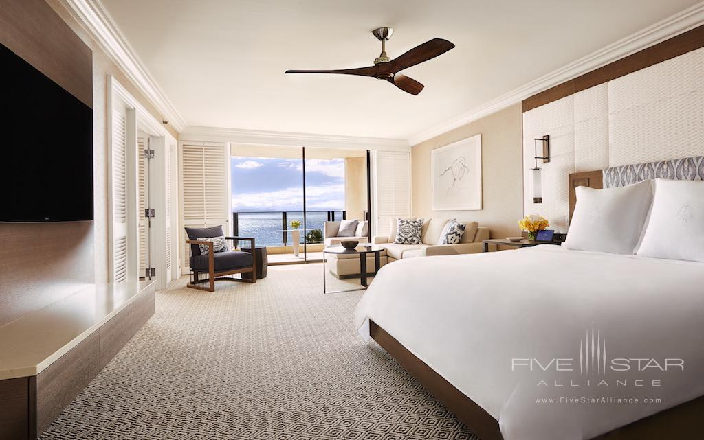 Four Seasons Maui at Wailea Guest Room