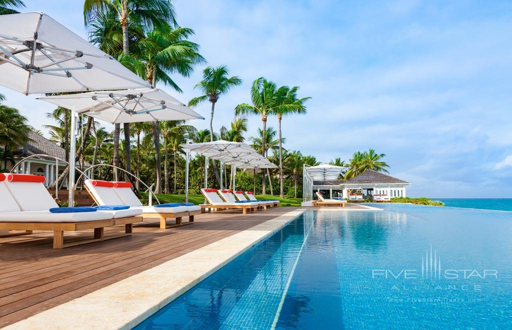 Outdoor Pool at One&Only Ocean Club, Paradise Island, Nassau, Bahamas