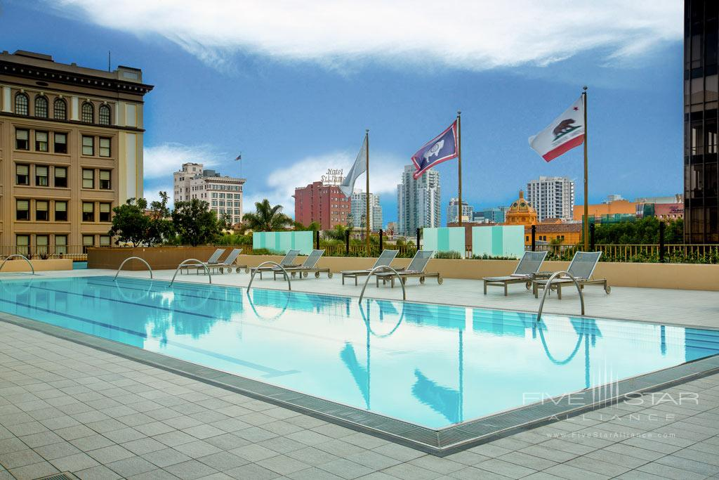 Outdoor Pool at The Westgate Hotel, San Diego, CA