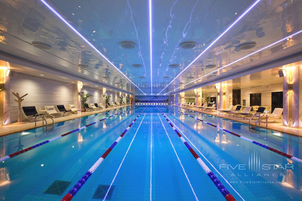Royal Wellness Club at Radisson Royal Hotel Moscow, Russia