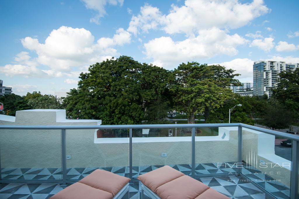 Terrace Lounge at The Plymouth Miami Beach, Miami Beach, FL
