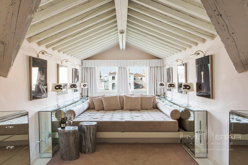 Attic Suite at Palazzina G, Venice, Italy
