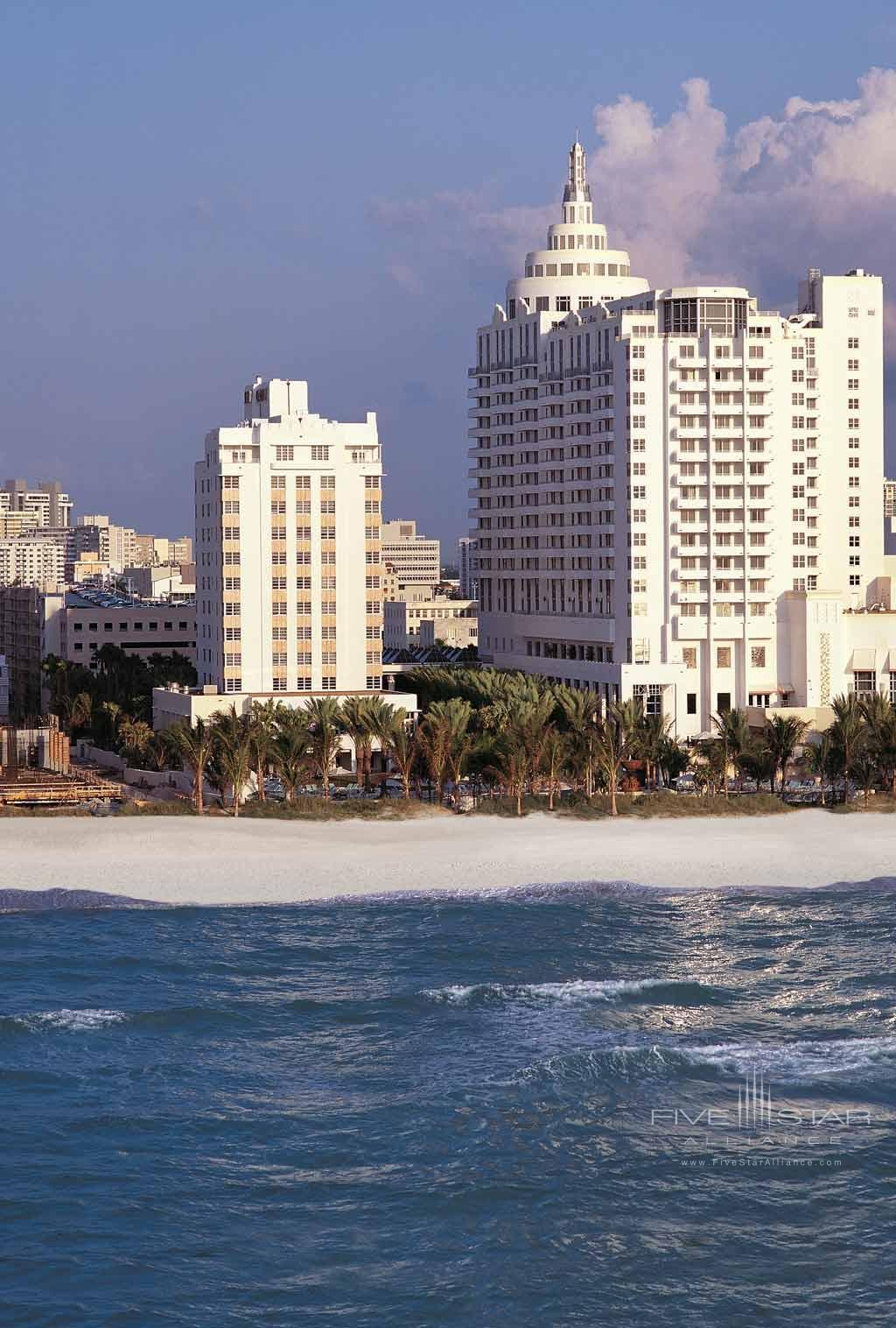 Beach at Loews Miami Beach Hotel, Miami Beach, FL