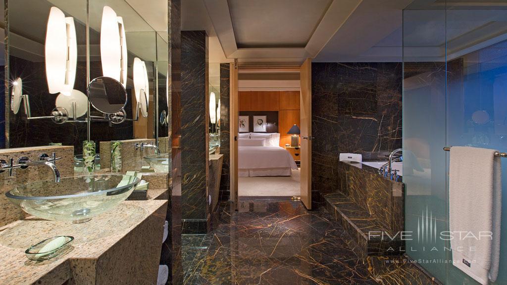 China Suite Bath at The Westin Bund Center, Shanghai, China
