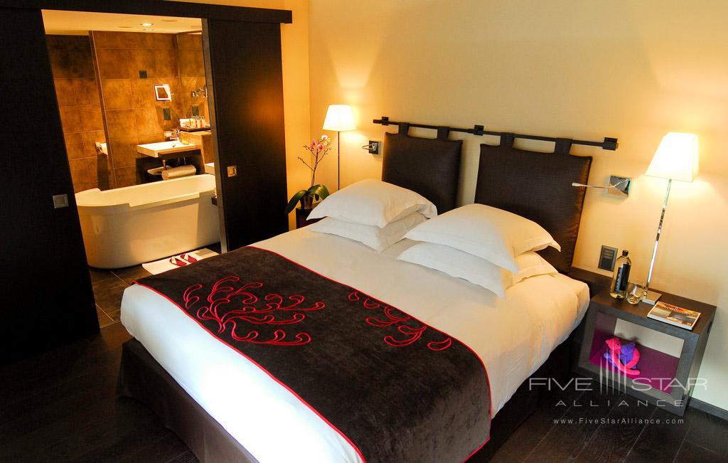 Duplex Suite at Eastwest Hotel, Geneva, Switzerland