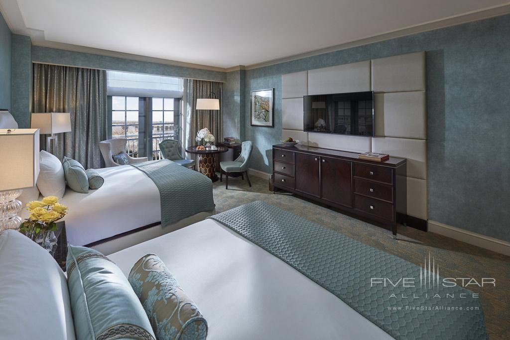 Deluxe Water View Double Guest Room at Mandarin Oriental Washington, DC, United States
