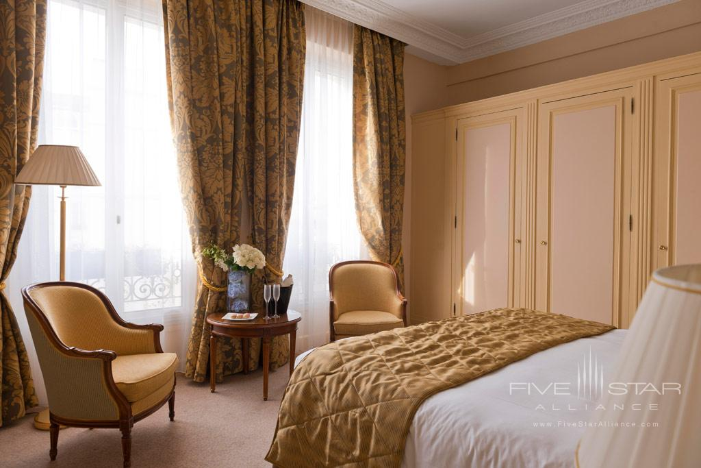 Double Guest Room at InterContinental Carlton Cannes, Cannes, France
