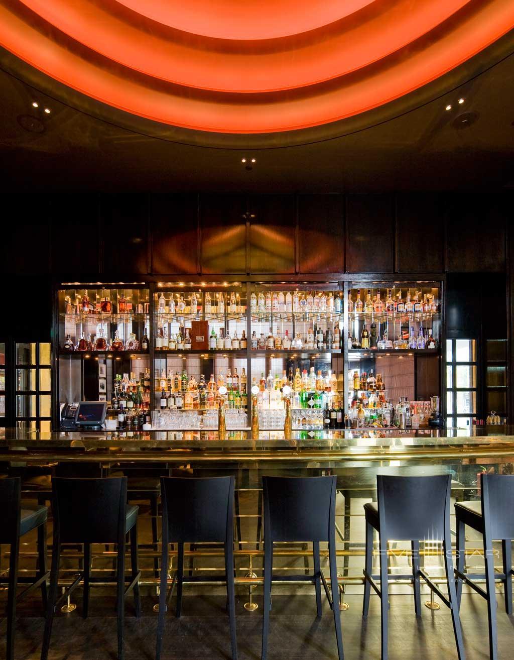 Freddy's Bar at Hotel De L'Europe, Amsterdam, Netherlands