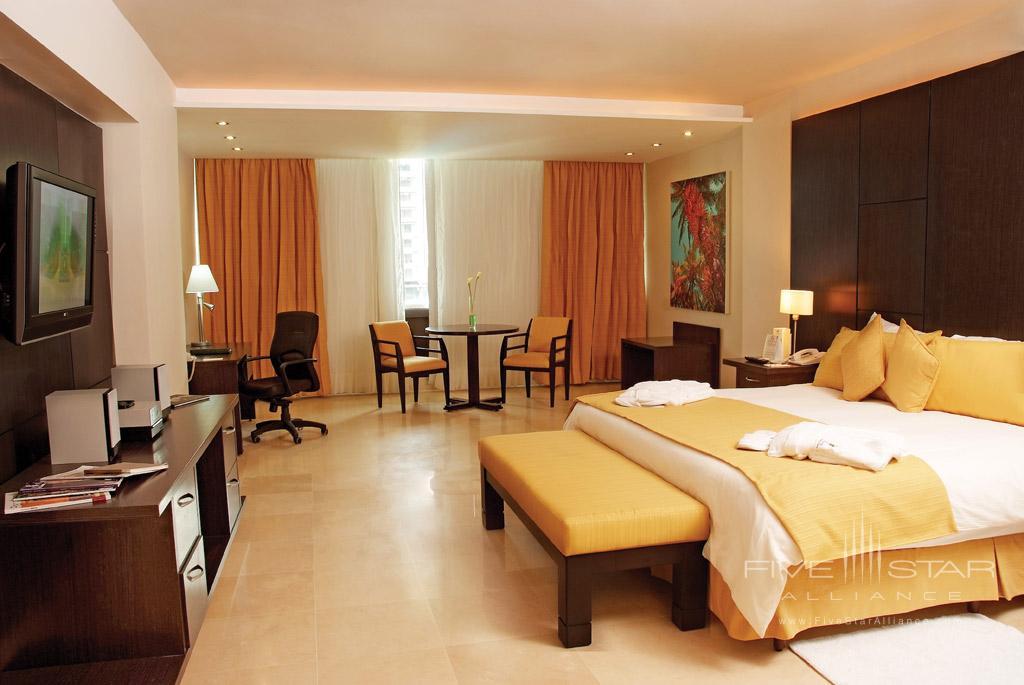 Guest Room at El Panama Hotel, Panama City, Panama