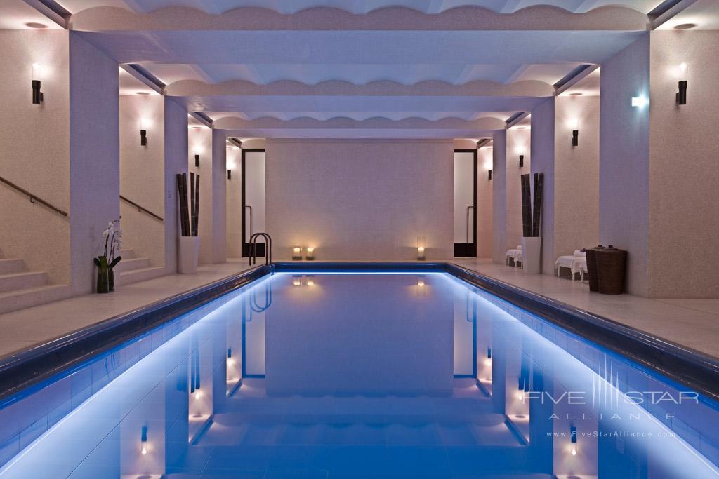 Indoor Pool at Cafe Royal Hotel, London, United Kingdom