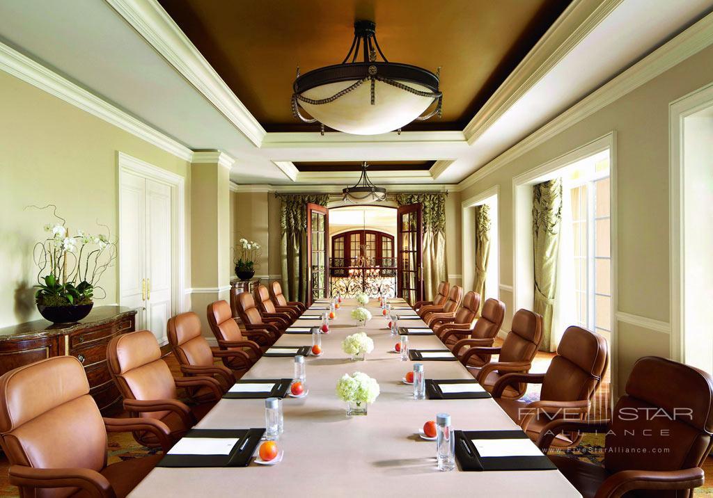 Meetings at The Ritz-Carlton Key Biscayne, FL