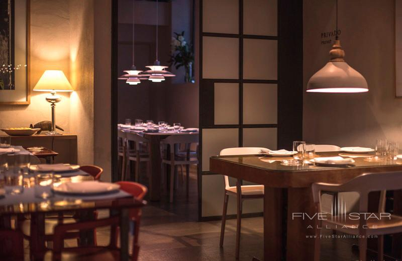 Dine at Neri Hotel, Barcelona, Spain
