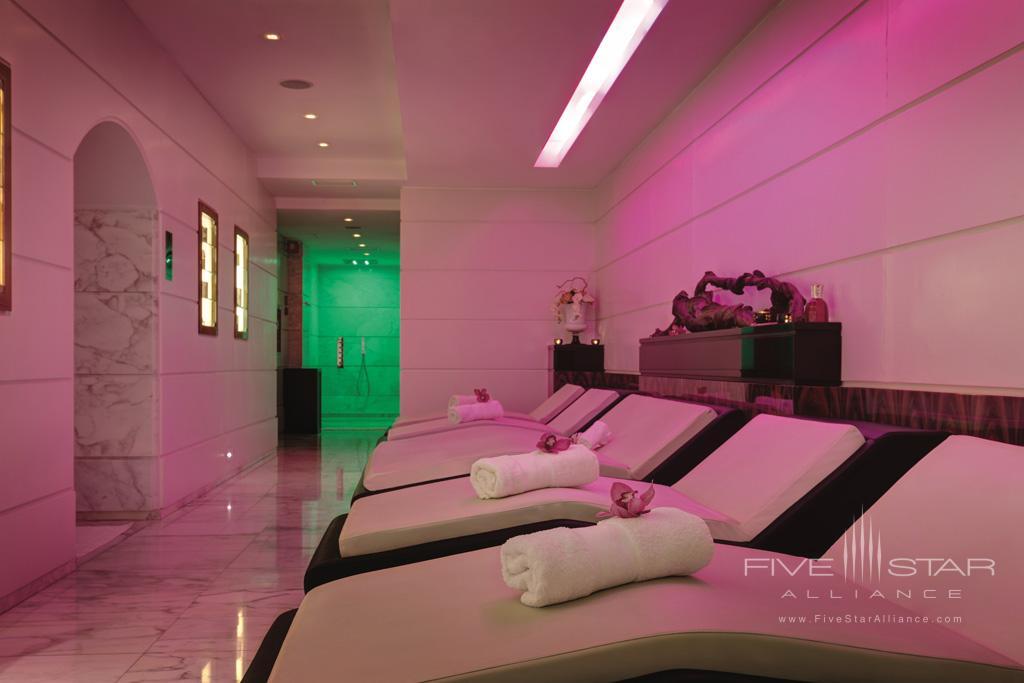 Spa Lounge at Grand Hotel Via Veneto, Rome, Lazio, Italy
