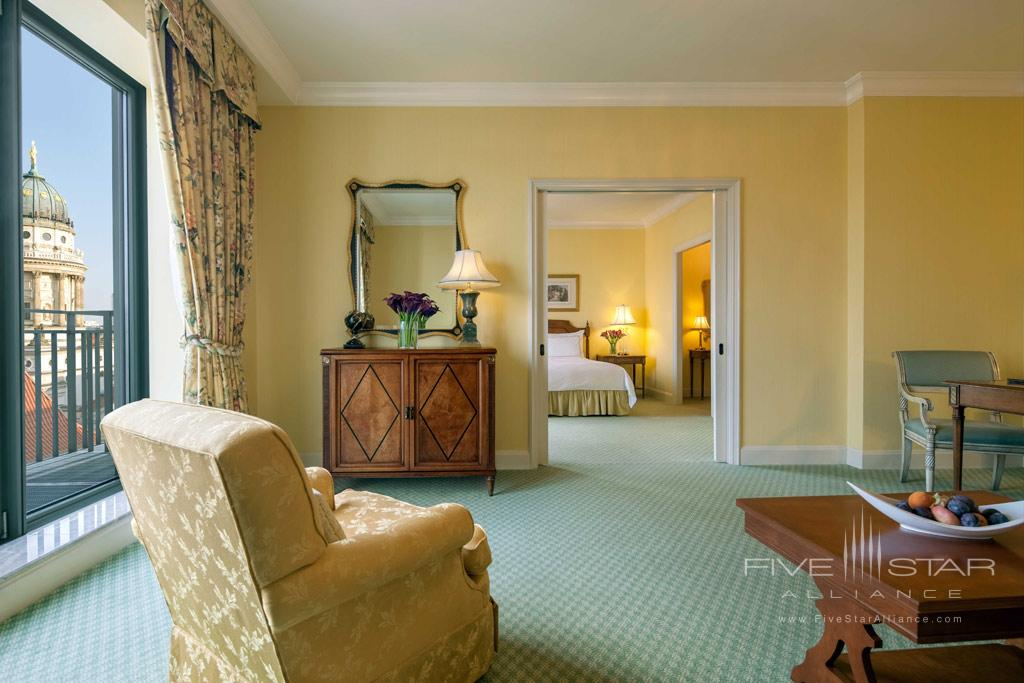 Superior Suite at The Regent Berlin, Germany