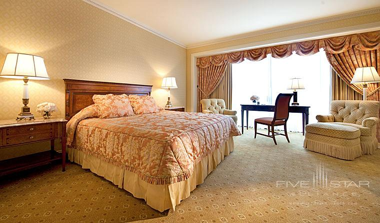 Deluxe Guest Room at The Westgate Hotel, San Diego, CA