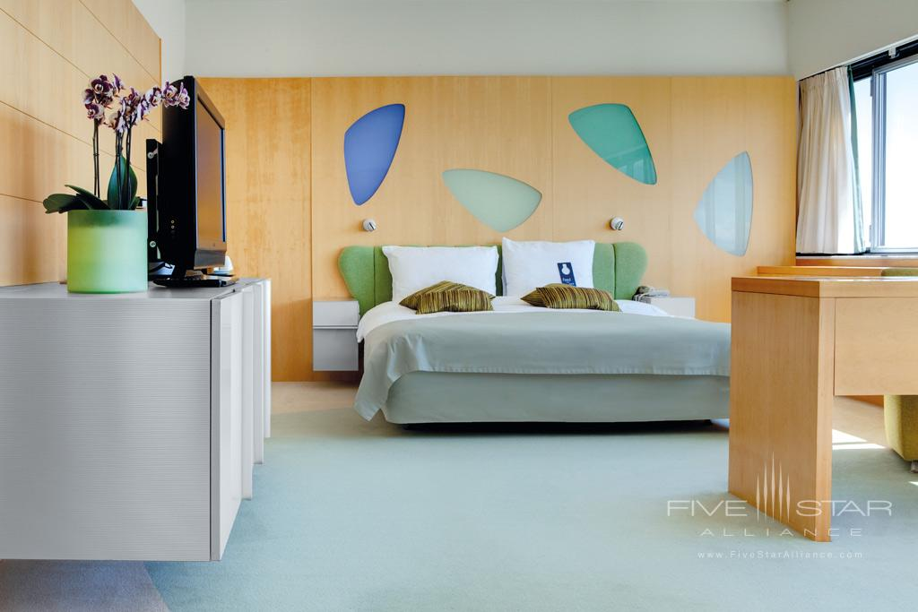 Junior Suite at Radisson Blu Royal Hotel Copenhagen, Denmark