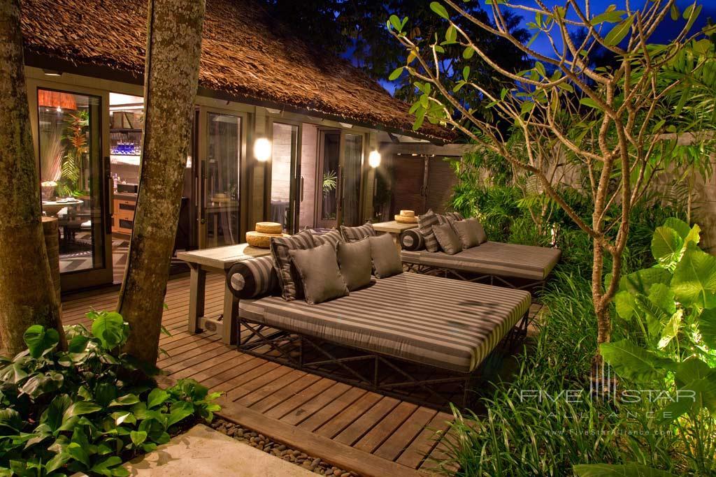 Lounge at The Slate Phuket, Thailand