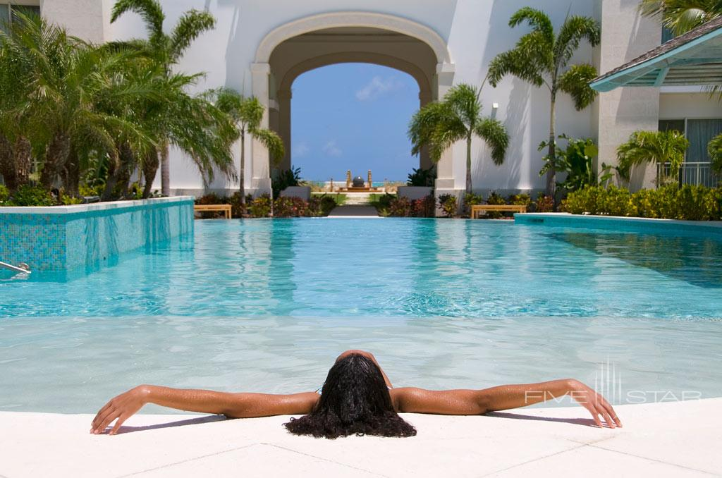 Pool at The West Bay Club, Providenciales, Turks & Caicos Islands