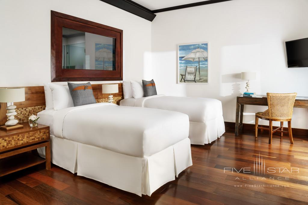 Three Bedroom Double Guest Room at Zemi Beach House Resort & Spa, West Indies, Anguilla