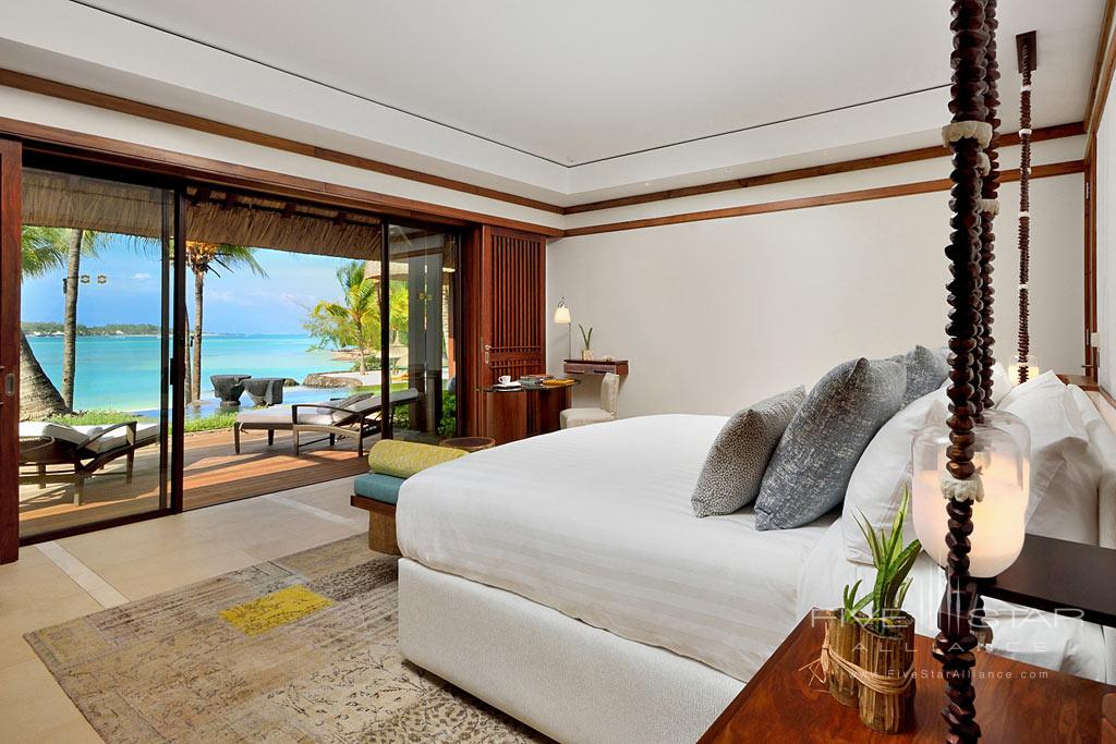 Beach Villa Guest Room at Shangri-La's Le Touessrok Resort, Trou d'Eau Douce, Mauritius