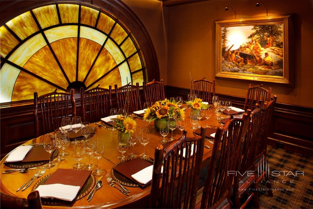 Dine at Rusty Parrot Lodge And Spa, Jackson, WY