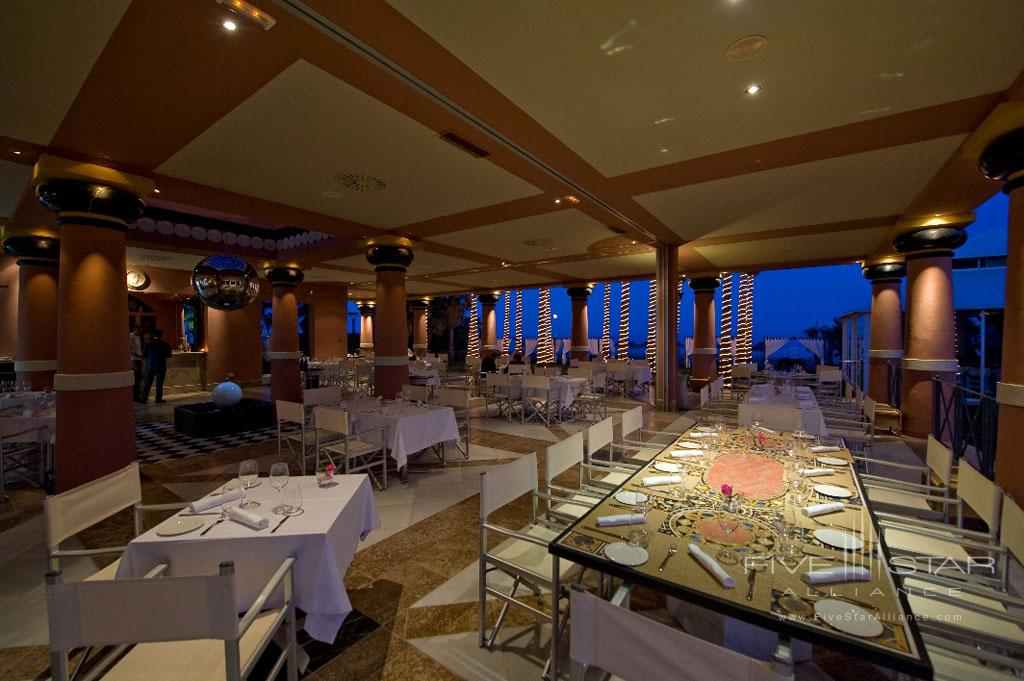 Dine at Hotel Villa Padierna, Marbella, Spain