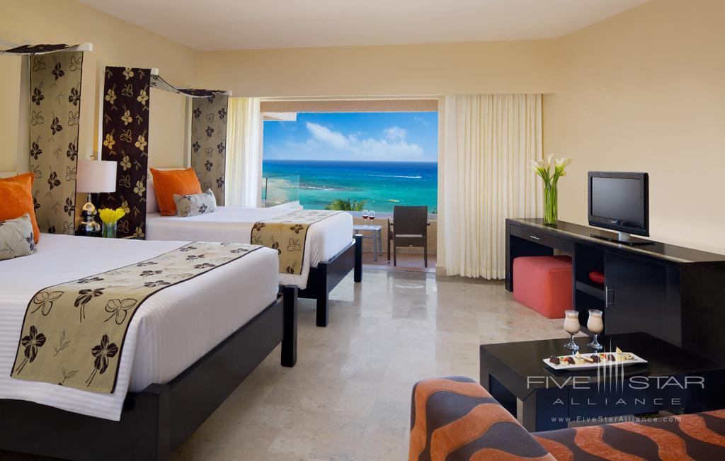 Double Ocean View Guest Room at Dreams Puerto Aventuras, Puerto Aventuras, Mexico