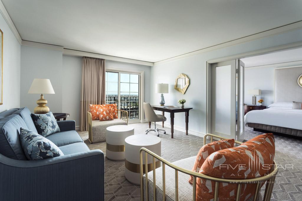 Executive Suite at Ritz Carlton Marina Del Rey, Marina Del Rey, CA
