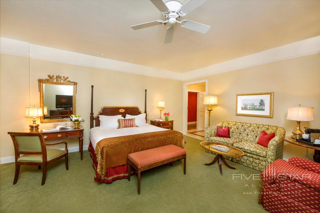 Grand Deluxe Guest Room at The Hermitage Hotel, TN, United States