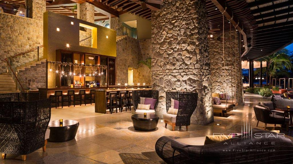 Lobby of  Four Seasons Resort Costa Rica at Peninsula Papagayo, Guanacaste, Costa Rica
