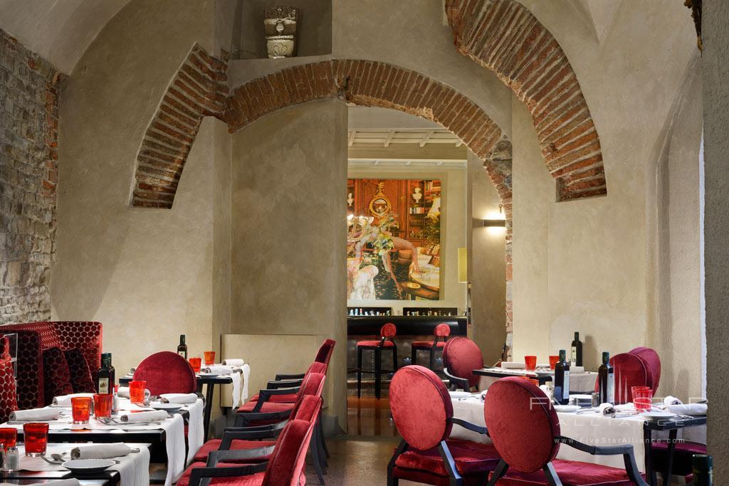 Osteria della Pagliazza at Brunelleschi Hotel Florence