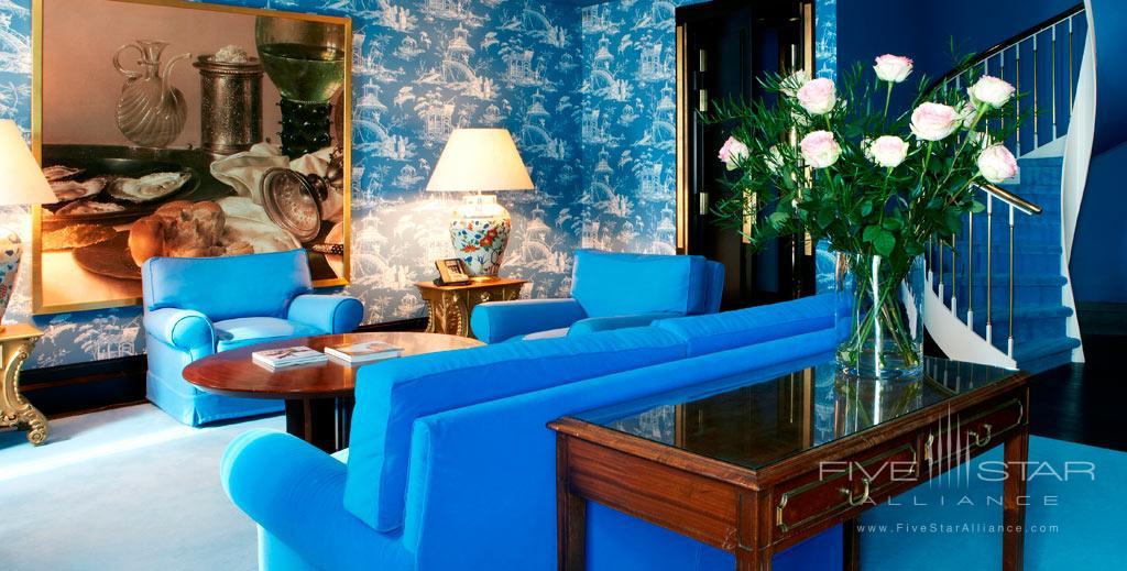 Prestige One Bed Suite at Hotel De L'Europe, Amsterdam, Netherlands