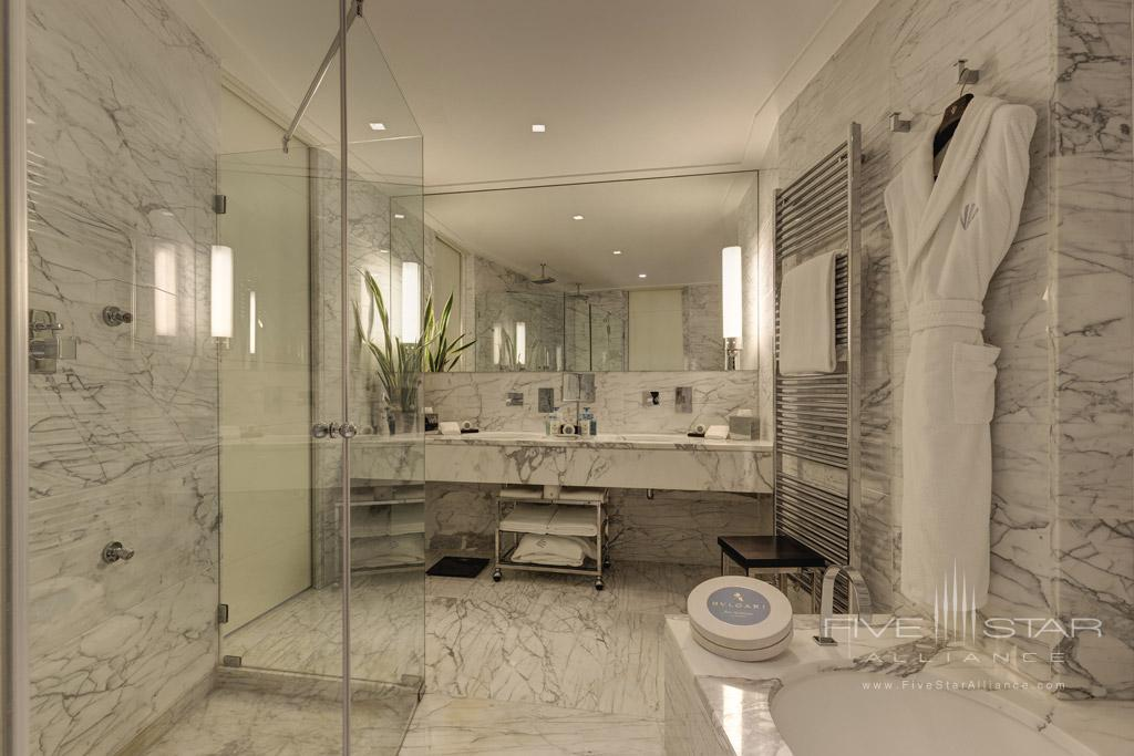 Suite Bath at Grand Hotel Via Veneto, Rome, Lazio, Italy