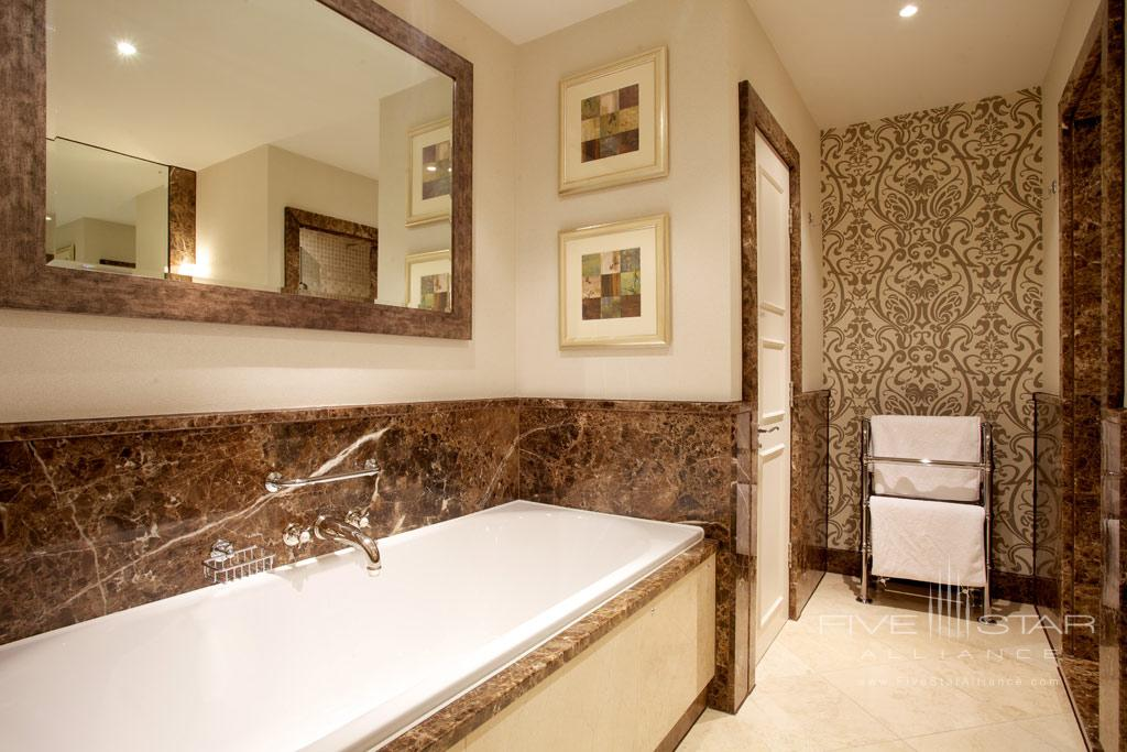 Suite Bath at The Chester Grosvenor Hotel and Spa, Chester, United Kingdom
