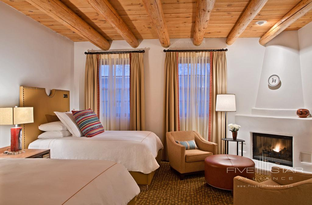 Superior Double Guest Room at Rosewood Inn of the Anasazi, Santa Fe, NM