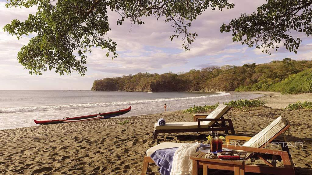 Beach at  Four Seasons Resort Costa Rica at Peninsula Papagayo, Guanacaste, Costa Rica